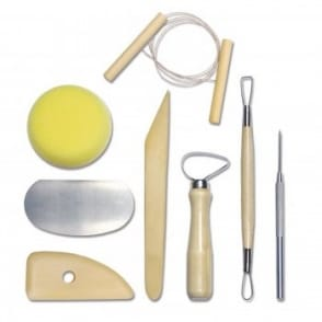 Potters Select Complete Pottery Tool Set
