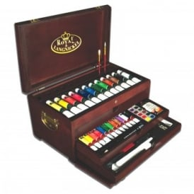 Premier Painting Chest - 80 Piece Mixed Media Art Set