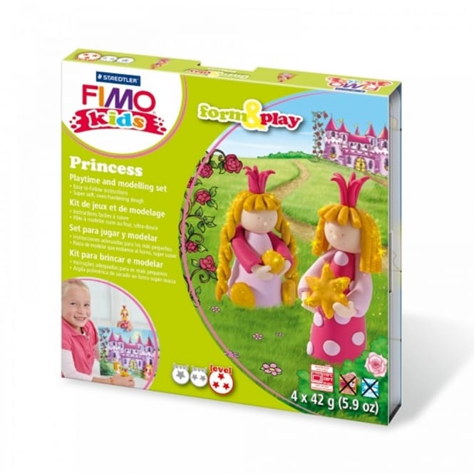 Princess Playtime and Modelling Set