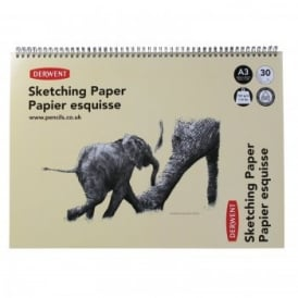 A3 Spiral Sketch Pad
