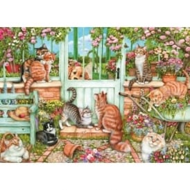 Catch us if you Can 1000 Piece Jigsaw Puzzle