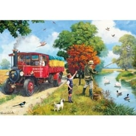 Afternoon Angling - 500 Piece Puzzle