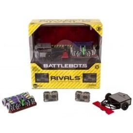 BattleBots Rivals Double Pack of Robots