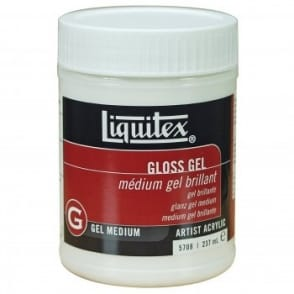 Professional Gloss Gel Medium 237ml