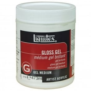 Professional Gloss Gel Medium 473ml
