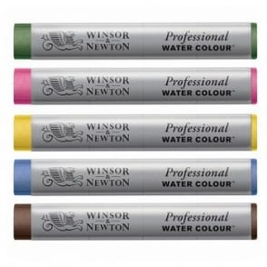 Professional Watercolour Sticks*