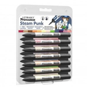 Promarker Steam Punk 12 Set