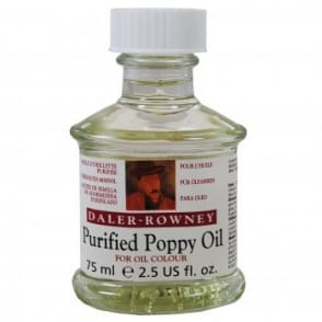 Purified Poppy Oil 75ml