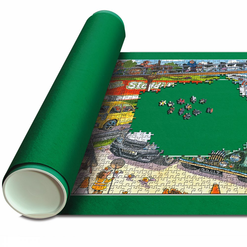 Puzzle Mates Puzzle Amp Roll Up To 1500 Pieces Jumbo From