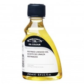 Refined Linseed Oil 250ml