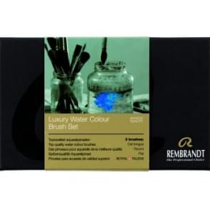 Rembrandt Luxury Watercolour Brush Set