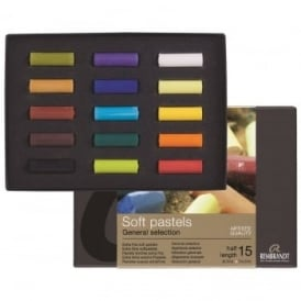 Rembrandt Soft Pastels Set of 15