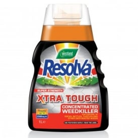 Resolva Exra Tough Conentrated Weedkiller 1L