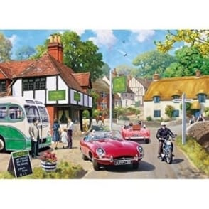 Roadside Refreshment Jigsaw Puzzle 1000-Piece