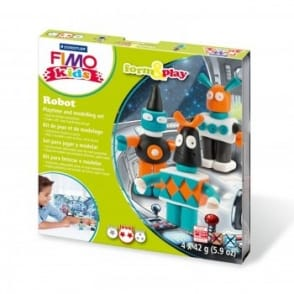 Robot Playtime and Modelling Set