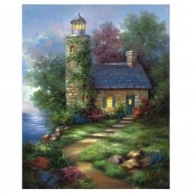 Romantic Lighthouse - Masterpiece Set