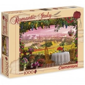 Romatic Italy Toscana - 1000 Piece Puzzle