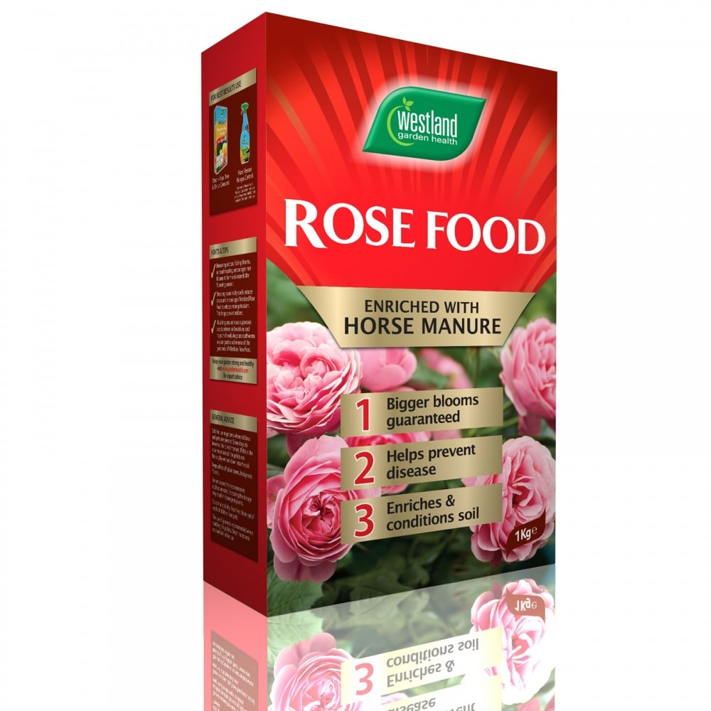 rose food enriched with horse manure 3kg. Black Bedroom Furniture Sets. Home Design Ideas