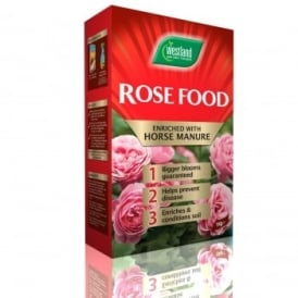 Rose Food Enriched With Horse Manure 3kg