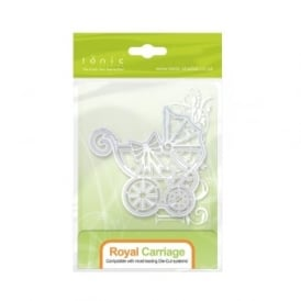Royal Baby Carriage Die