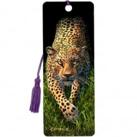 Royce 3D Bookmark - Leopard