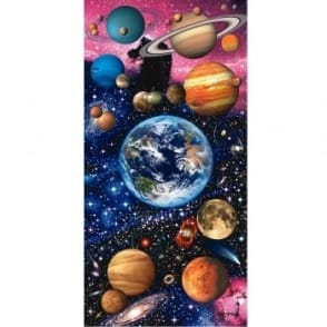 Royce 3D Wall & Door Poster - Planets