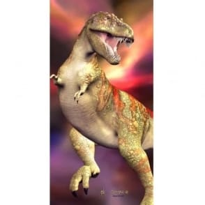Royce 3D Wall & Door Poster - T Rex