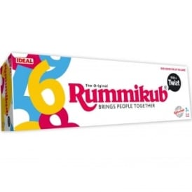 Rummikub with a Twist Game