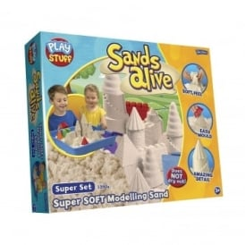 Sands Alive Super Playset