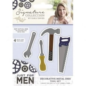 Sara Signature Just for Men Collection - Tool Set Die