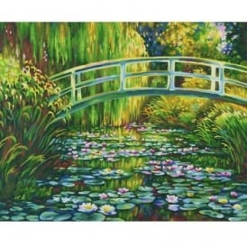 Schipper Premium Paint By Numbers Monet's Lily Pond