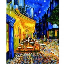 Schipper Premium Paint By Numbers Van Goghs Nocturnal Cafe