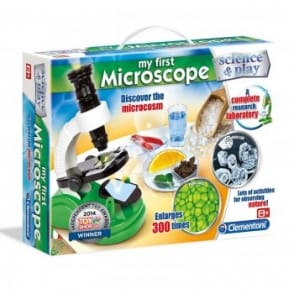 Science and Play My First Microscope Kit