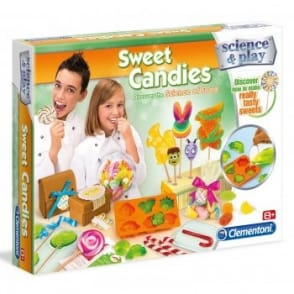 Science and Play Sweet Candies Kit