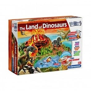 Science & Play The Land of The Dinosaurs