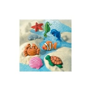 Sea Creatures Moulds