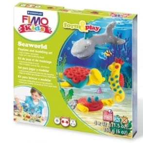 Seaworld Playtime and Modelling Set