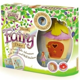 Secret Fairy Door Play Set