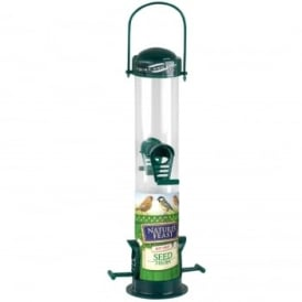 Seed Feeder With Twist n Lock Lid