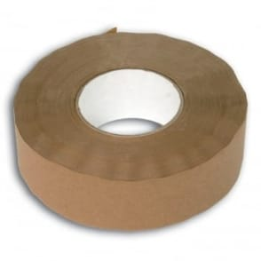 "Self Adhesive Brown Tape (1"") x 50m"