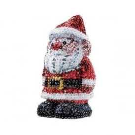 Sequin Art 3D Santa*