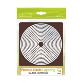 Sew Pretty Pinhole Circle Layering 14 Set *