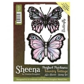 Sheena Douglas Butterflies