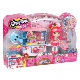 Shopkins Donutina's Donut Delights Playset