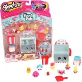 Shopkins Food Fair Candy Collection*