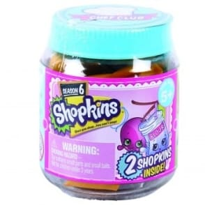 Shopkins Season 6 Chef Club 2 in a Jar