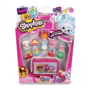 Shopkins Series 4 - 12 Pack*