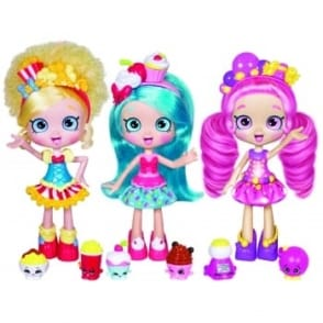 Shopkins 'Shoppies' Chef Club Dolls Assortment