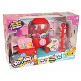 Shopkins Sweet Spot Playset