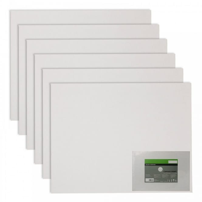 Simply Canvas Panel (Pack of 6)
